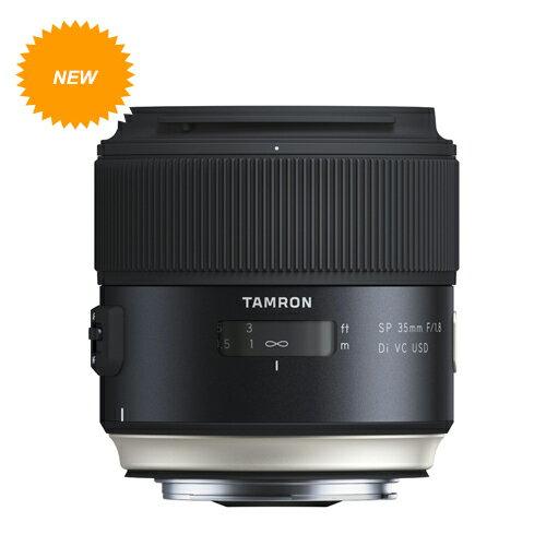 Tamron SP 35mm F/1.8 Di VC USD (Model F012) 俊毅公司貨; 三年保固