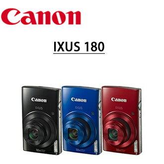 ~ 零利率 ~ CANON IXUS 180 簡易型輕巧隨身 相機 送32G記憶卡 副廠