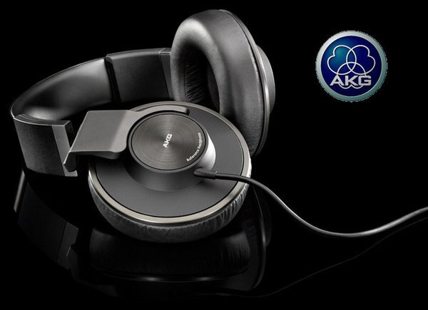 K550 AKG HiFi台灣免費保固一年旗艦耳機 可折平 密閉式 K701 K702 Q701 HD650 HD800 A900 可參考