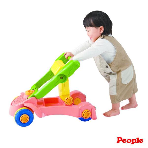 People - 5合1變身學步車 3