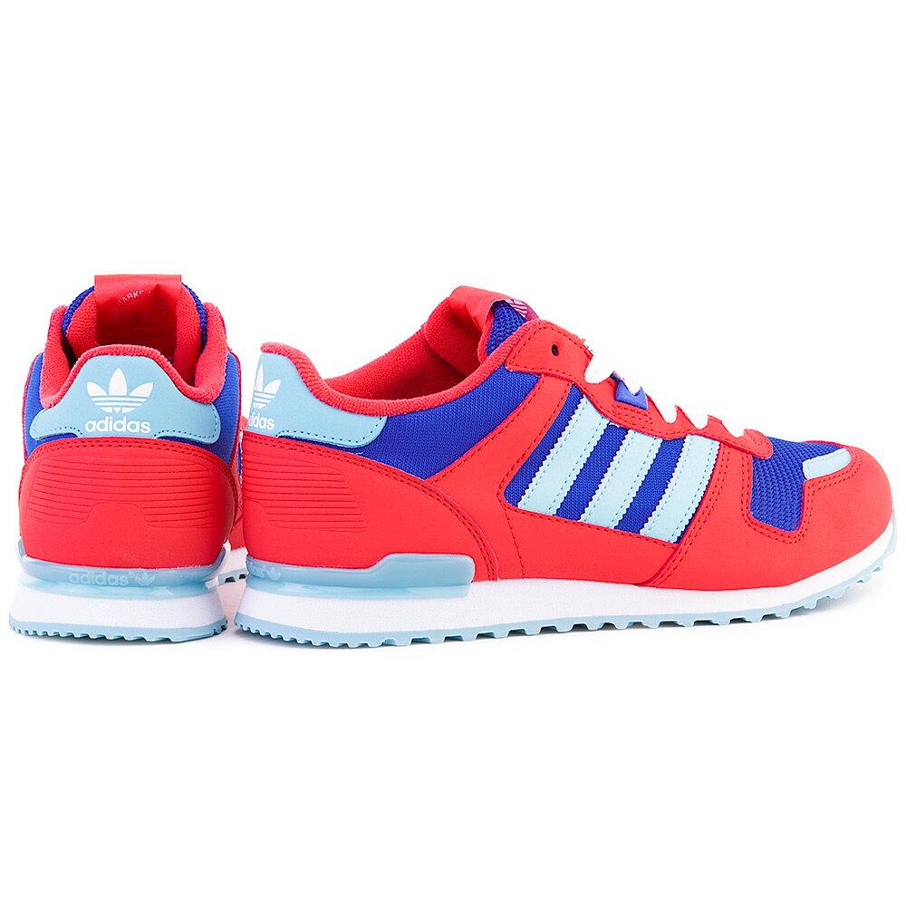 【adidas 】愛迪達 ADIDAS ZX 700 K   女慢跑鞋-B25616 2