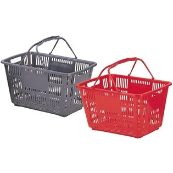 POLYWISE BI-5440 旺市籃、購物籃、置物籃、買菜籃