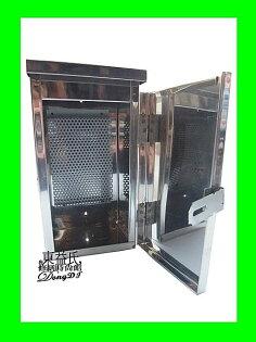 【東益氏】ST防水箱 白鐵盒子 不鏽鋼防水箱 白鐵開關箱《防盜 防水箱》多種規格選購 另售來客報知器 電鈴 自動感應燈