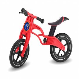 【Holiway】POP BIKE 兒童滑步車-煞車款充氣胎 (7色) 0