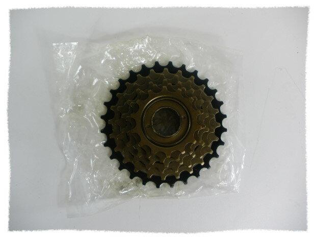 鎖牙式 六速 飛輪 ^(非定位飛輪^)~意生自行車~