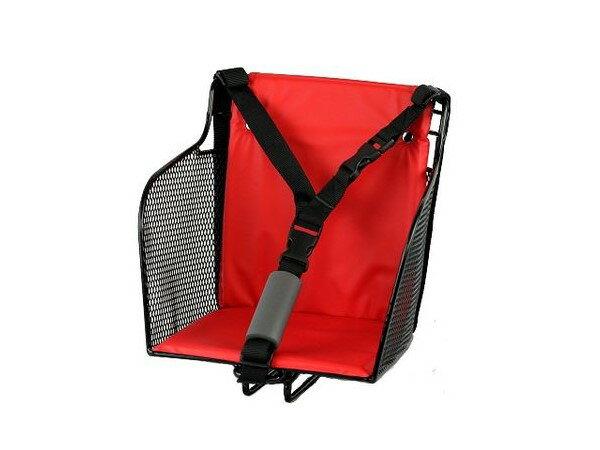 親子車用 兒童安全座椅 肩帶式 更加安全《意生自行車》