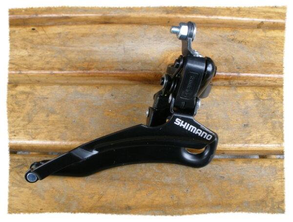 前變[中變] 28.6mm 下接拉式 48T可用 Shimano FD-TZ31 《意生自行車》