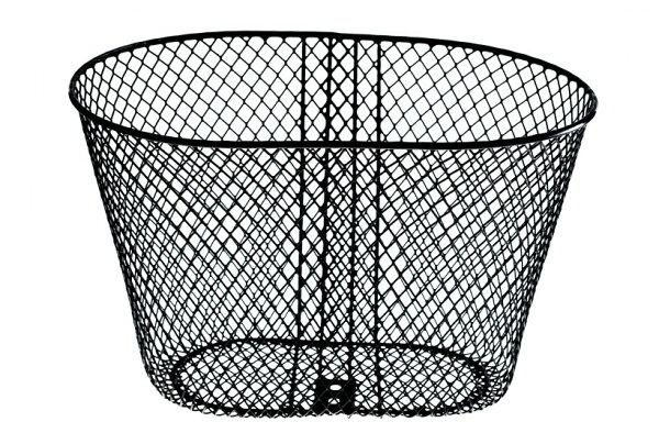 大圓形黑網菜籃 《意生自行車》