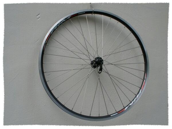 26吋登山車鋁合金雙層框 二培林 前輪組 8.9速通用 V夾用 (限時搶購)