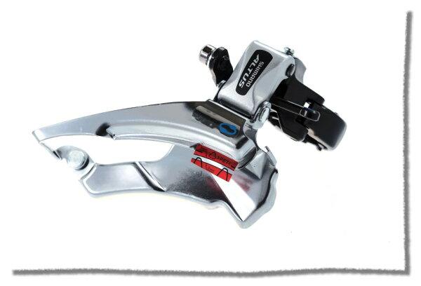 SHIMANO ALTUS FD-M313 前變(中變)速器 適用7-8速《意生自行車》
