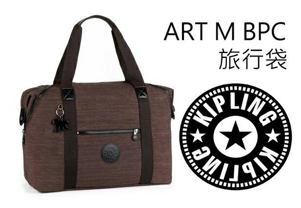 OUTLET代購【KIPLING】旅行袋 斜揹包 肩揹包 媽媽包 咖啡色 0