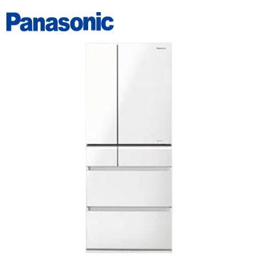Panasonic國際牌 505公升頂級ECONAVI六門變頻冰箱NR-F510VG-W1 ★杰米家電☆