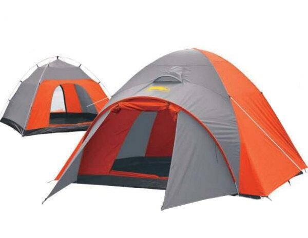 [ RHINO ] 露營帳篷/露營/露營用品 A-350/A350 犀牛 四季用豪華四人帳