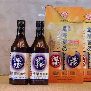 【源珍醬油】淬釀禮盒_1組(2入)