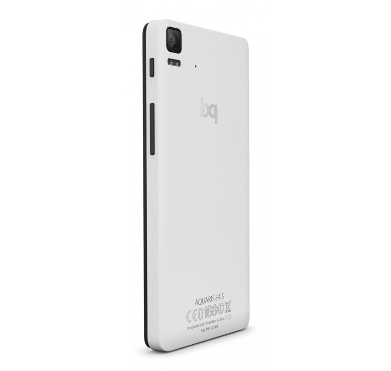 BQ AQUARIS E4 8GB BLANCO. TELEFONO LIBRE (OUTLET) 3