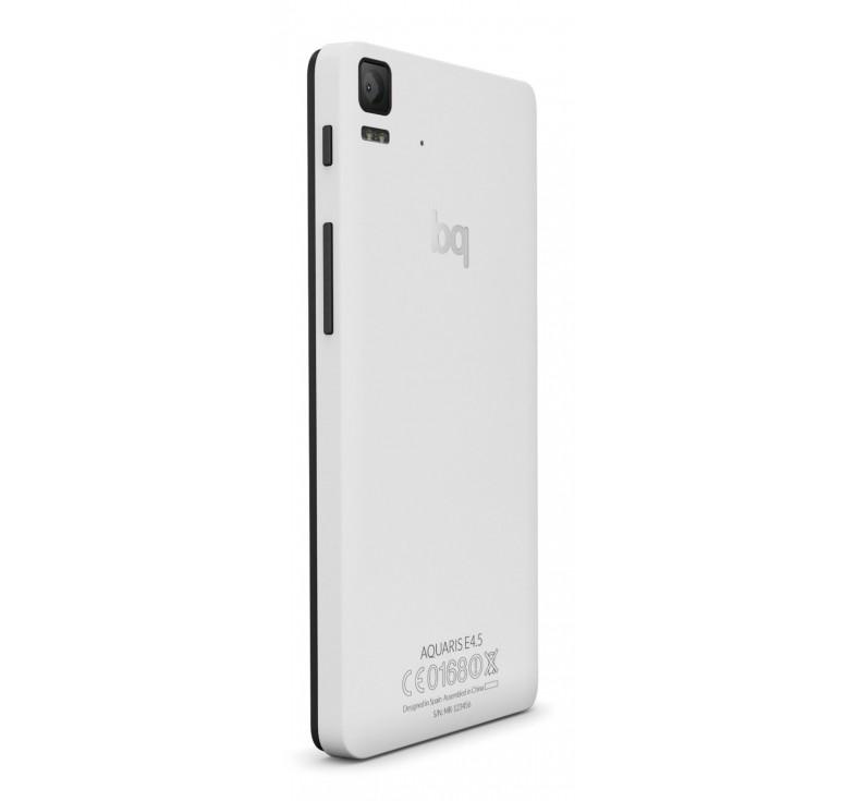 BQ AQUARIS E4 8GB BLANCO. TELEFONO LIBRE 2