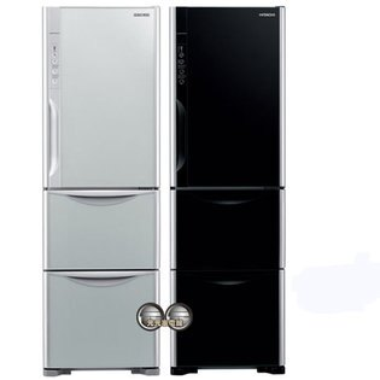 【HITACHI日立】325L 三門冰箱RG36WS ~(限區配送安裝)~缺貨中~