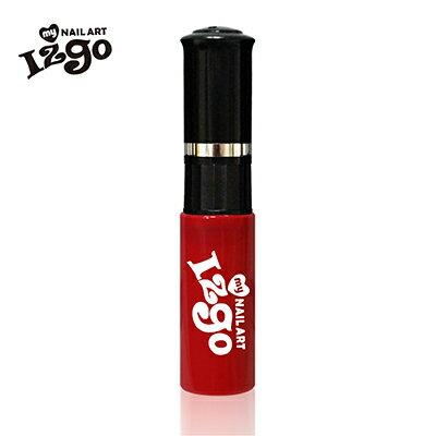 izgo純色彩繪指甲油 107 RED HIGH HEELS 紅色高跟鞋