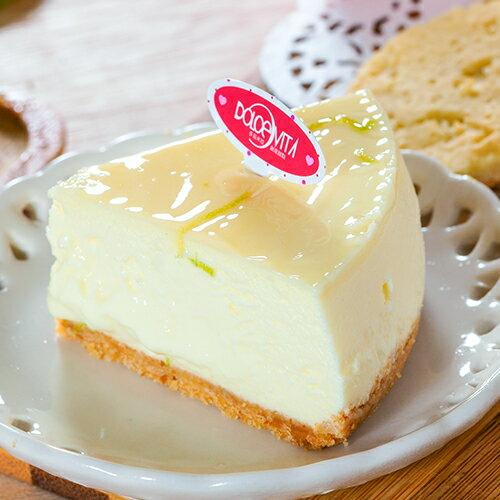 六吋【多茄米拉★阿帕起司-原味清檸重乳酪蛋糕】微微檸檬清香!!新鮮酸甜滋味搭配乳酪超濃郁奶香!最經濟實惠老少咸宜!#團購美食 1