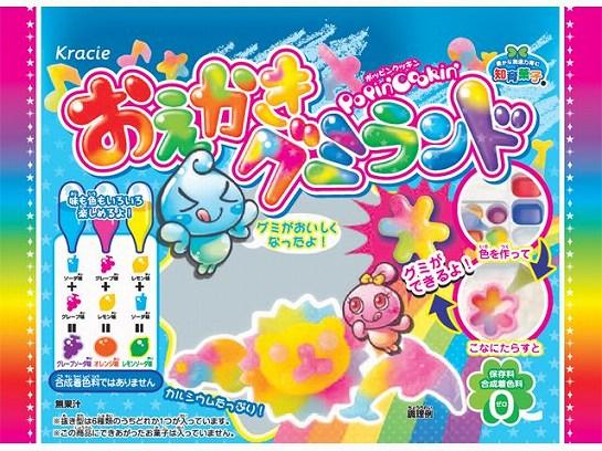 有樂町 新品 日本 食玩 佳麗寶Kracie 知育果子自己動手畫糖果(27g) J53 4901551353736