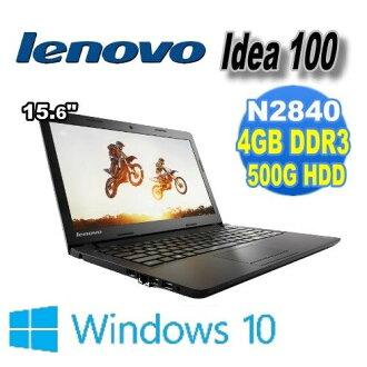 【Dr.K 數位3C】Lenovo 聯想 idea pad 100 15吋 N2840 Win10 4GB 500GB 超值文書筆電