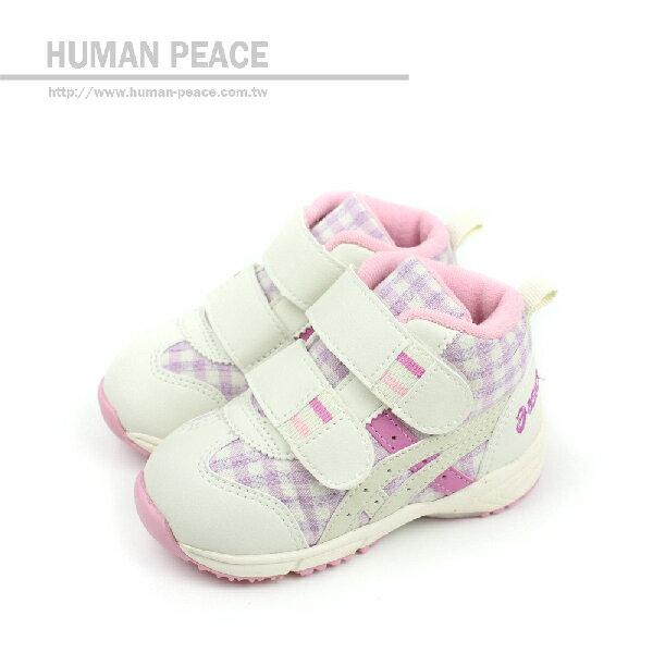 ASICS 休閒鞋 白 小童 no175