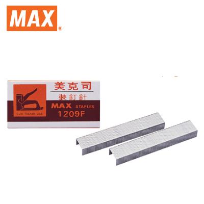 美克司MAX 1209F 釘書針 (釘槍專用針)【小盒】