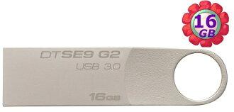 Kingston 16GB 16G 金士頓【DTSE9G2】DTSE9G2/16GB Data Traveler SE9 G2 USB 3.0 原廠保固 隨身碟