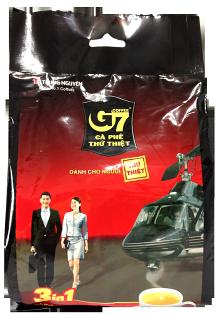 奶素-G7三合一即溶咖啡(袋裝) ★優惠↘6.3折