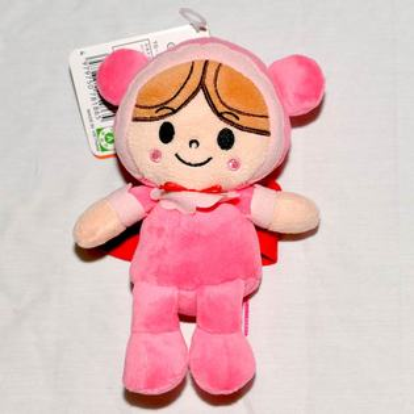 日本帶回 嬰兒麵包超人 絨布玩偶 正版商品
