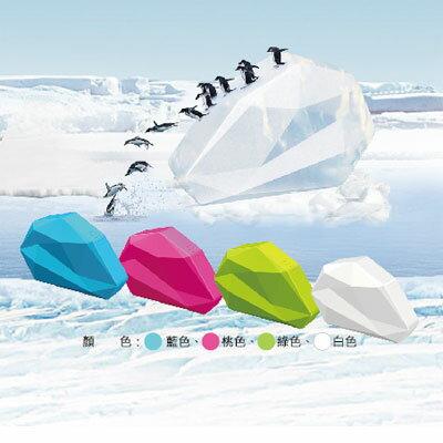 【力大 ABEL 膠帶台】 ABEL力大 03933 冰山手持膠台