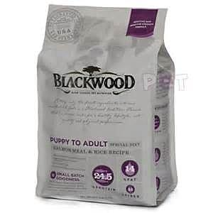 ★優逗★WDJ推薦 Blackwood 柏萊富 功能性全齡 腸胃保健配方(鮭魚+糙米) 5LB/5磅
