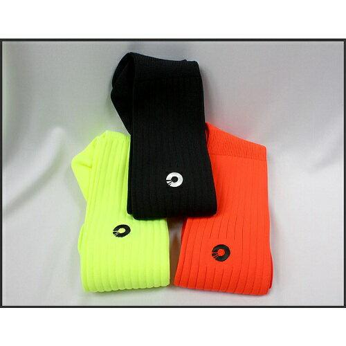 Comsport *彈性足球組合襪*-三色(黃橘黑) 0