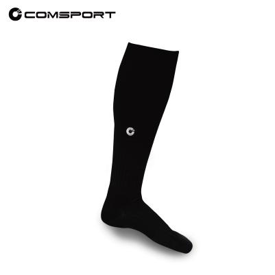 Comsport *彈性足球襪*- 黑色 - 限時優惠好康折扣