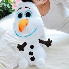 美麗大街【10504061111】 冰雪奇緣雪寶12吋娃娃玩偶