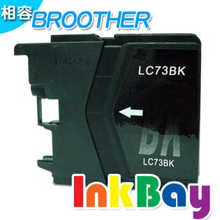 BROTHER LC-77BK(黑色)相容墨水匣 /適用機型:BROTHER MFC-J430W/J625DW/J825DW/J6710DW/J6910DW