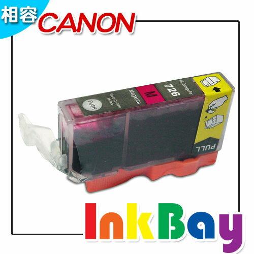 CANON CLI-726M/726m/726(紅)相容墨水匣 /適用機型:CANON MG5270/MG617/IP4870