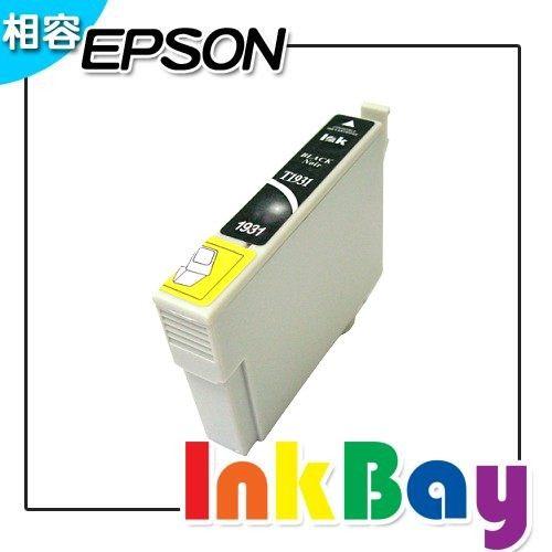 EPSON T1931相容墨水匣no.193 (黑色) /適用機型:EPSON WF-2521/WF-2531/WF-2541/WF-2631/WF-2651