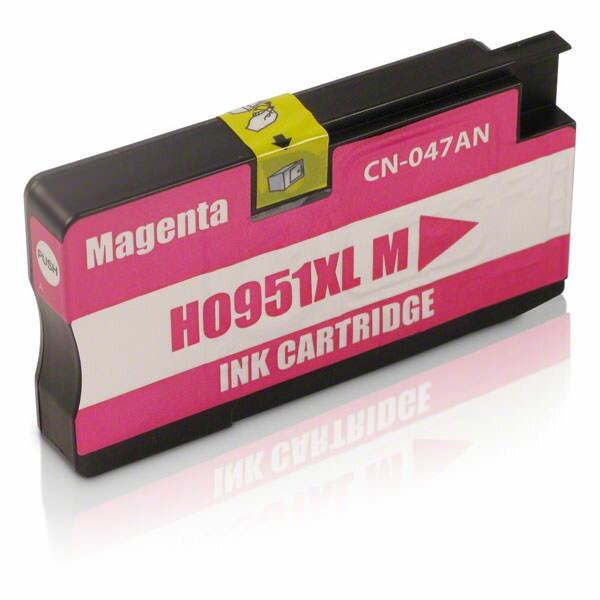HP CN047AA No.951XL^(紅色^)相容高容量墨水匣  :HP OFFICE