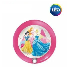 PHILIPS飛利浦71765 迪士尼魔法燈-LED感應式夜燈-迪士尼公主