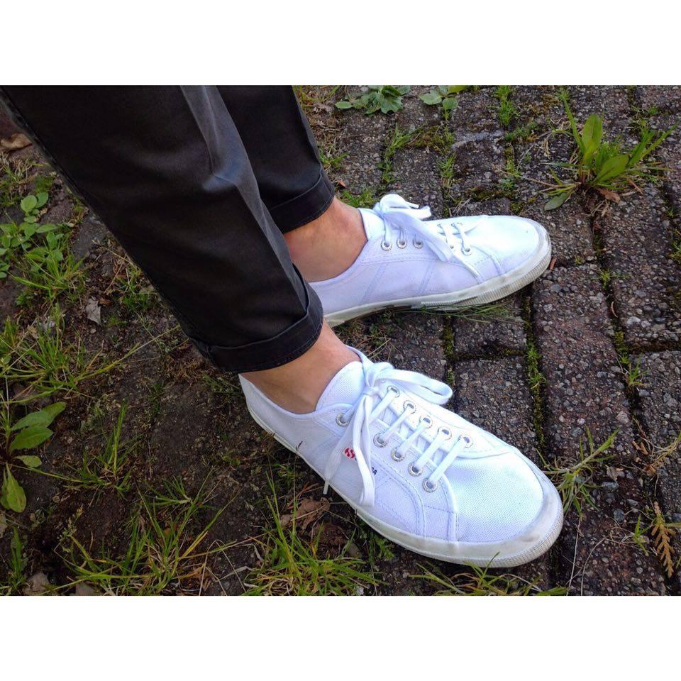 【SUPERGA】義大利國民鞋-白 6