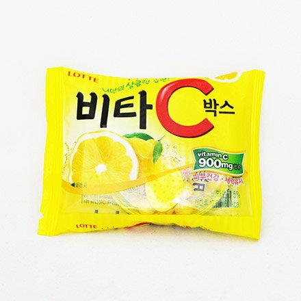 【敵富朗超巿】樂天VITA C檸檬糖 - 限時優惠好康折扣