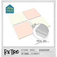 韓國【CreamHaus】冰塊貼地墊 4