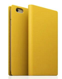 APPLE iPhone 5C 小牛皮側翻皮套 SLG