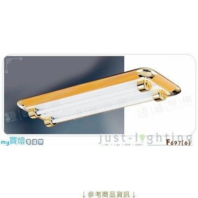 【長型日光燈】T5 14WX2。金屬烤漆 長67.6cm※【燈峰照極my買燈】#F697-6