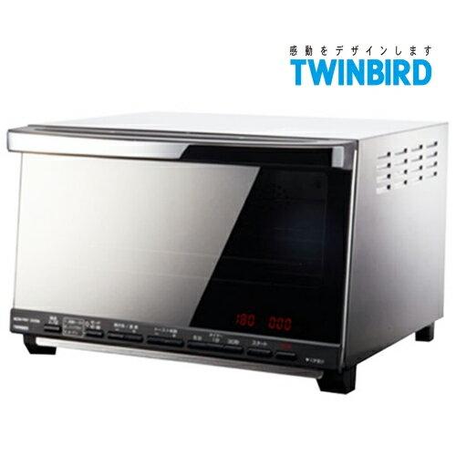 日本 TWINBIRD 雙鳥 油切氣炸烤箱 TS-D067TW ▼回函抽機票▼