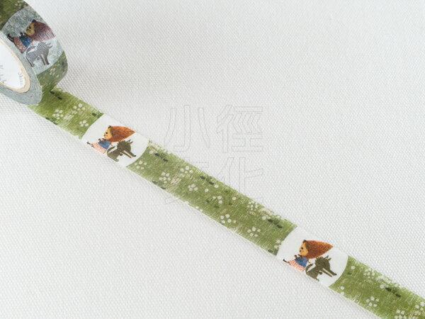 *小徑文化*日本進口紙膠帶 Shinzi Katoh 加藤真治 小紅帽系列 ( ks-mt-10124 )