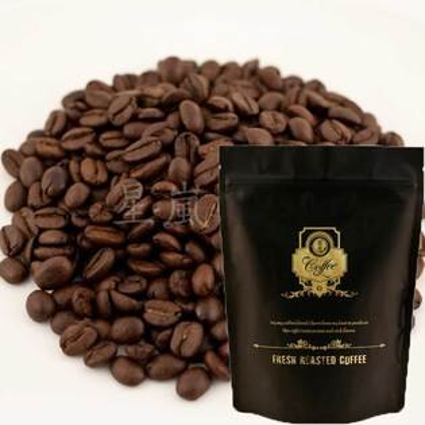 【星嵐咖啡】曼巴咖啡豆 半磅(225g)