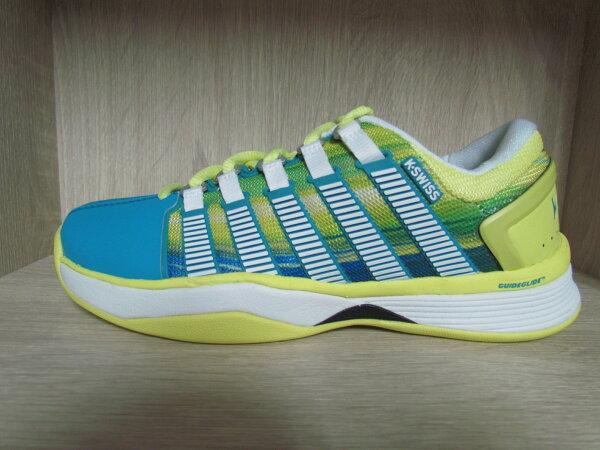 K-Swiss Hypercourt 2016年全新專業女網球鞋