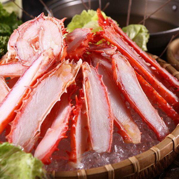 【大和水產】鱈場蟹腳(切盤)